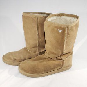 American Eagle Ugg style Winter Boots  Women 11